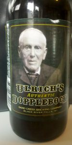 Ulrich's Authentic Dopplebock