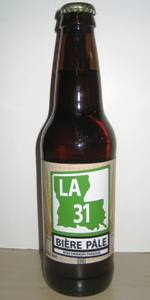 LA-31 Bière Pâle