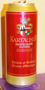 Kartäuser Doppelbock Dunkel