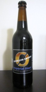 Imperial Stout Highland Edition