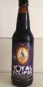 Total Eclipse Breakfast Stout