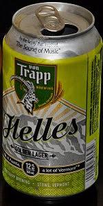 Trapp Golden Helles Lager