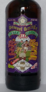 Winter Welcome Ale