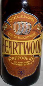 Heartwood (2010 Symposium Ale)