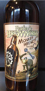 Monkey Wrench Saison
