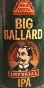 Redhook Big Ballard Imperial IPA