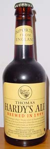 Thomas Hardy's Ale (1968-1999)