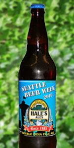Seattle Beer Week 2010 DIPA