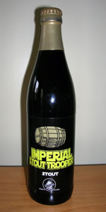 Imperial Stout Trooper - Bourbon Barrel Aged