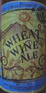 Wheat Wine Ale