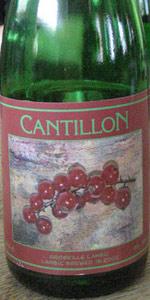 Cantillon Groseille Lambic