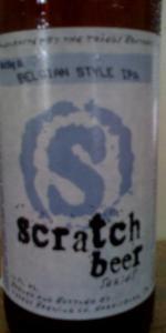 Scratch Beer 29 - 2010 (NBPA)
