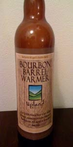 Bourbon Barrel Warmer