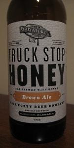 Truck Stop Honey Brown Ale