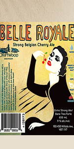 Belle Royale - Strong Belgian Cherry Ale