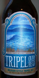 Tripel Overhead (Bourbon Barrel-aged)
