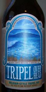 Tripel Overhead (Bourbon Barrel-aged)