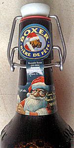 Boxer Bière De Fête