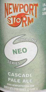 Newport Storm - Neo (Cyclone Series)