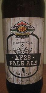 AF23 Pale Ale