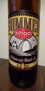 Summer Belgian-Style Blonde Ale