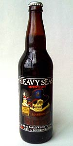 Heavy Seas Bourbon Barrel Aged Below Decks
