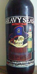 Heavy Seas Cabernet Barrel Aged Below Decks