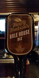 Henry Hudson's Bale House Ale