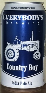 Country Boy India Pale Ale