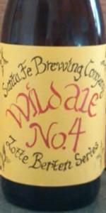 Wild Ale #4 (Zotte Berten Series)