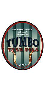 Tumbo Tysk Pils