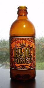Rye Porter