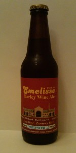 Emelisse Barley Wine Ale