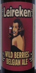 Leireken Wild Berries Belgian Ale