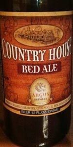 Country House Red Ale