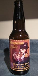 Sherbrooke Neapolean Neapolitan Stout