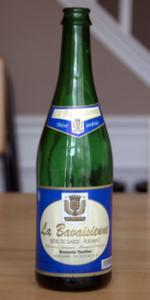 La Bavaisienne Bière Ambrée