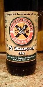 Chatham 8 Barrel Super IPA