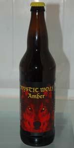 Mystic Wolf Amber