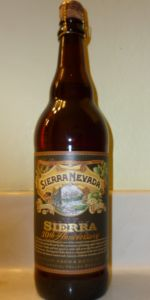30th Anniversary- Charlie, Fred And Ken's Bock | Sierra Nevada