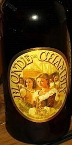 Blonde De Chambly