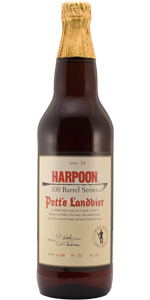 Harpoon 100 Barrel Series #32 - Pott's Landbier
