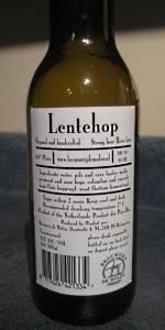 Lentehop