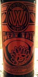 Sweet Tat's Breakfast Stout (Underground Series)