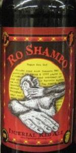 Ro Shampo Imperial Red Ale