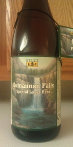 Bell's Quinannan Falls Special Lager Beer