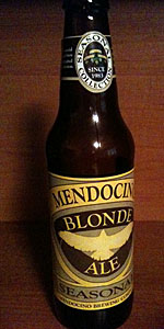 Blonde Ale - Seasonal