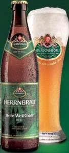 Herrnbräu Hefe-Weißbier Hell