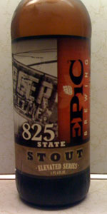 825 State Stout