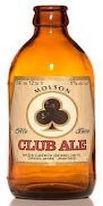 Molson Club Ale